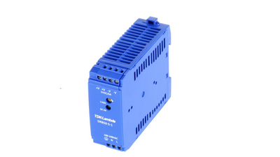 DIN Rail Power Supply, 5V, 6A, 30W, Adjustable Köp {0}