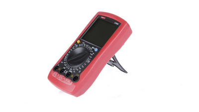 Multimeter digital RMS 1999 digits 750 VAC 1000 VDC 20 ADC Köp {0}