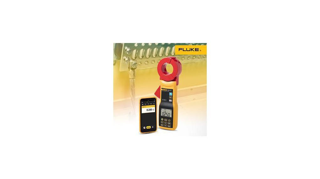 Köp Fluke 1630-2 FC Stakeless Earth Ground Clamp Meter with Fluke Connect TRMS AC
