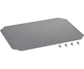 Köp Mounting Plate, Galvanised steel, For sizes 400x300x150/210