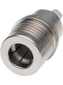 QMA cable connector, straight 50 Ohm, 6 GHz, Male, QMA Köp {0}
